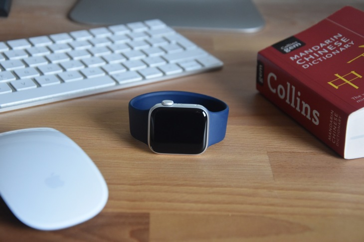 My Apple Watch SE