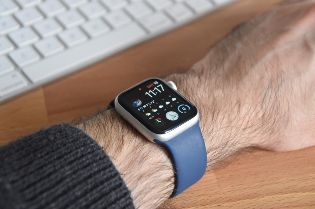 Apple Watch SE - Watch Face